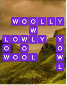 Wordscapes Brood 9 Level 1177 answers
