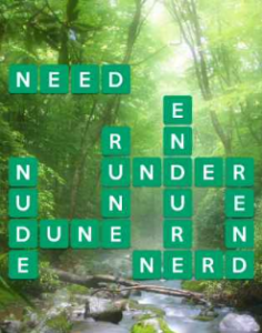 Wordscapes Brook 2 Level 1490 answers