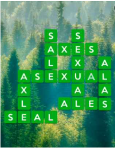 Wordscapes Bud 01 Level 4641 Answers