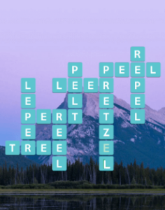 Wordscapes Calm 12 Level 972 answers