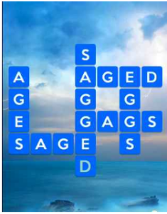 Wordscapes Calm 13 Level 2445 answers
