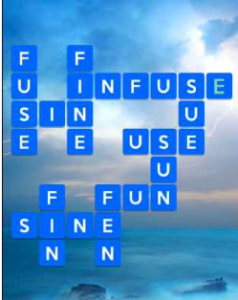 Wordscapes Calm 15 Level 2447 answers