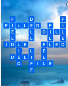Wordscapes Calm 3 Level 2435 answers