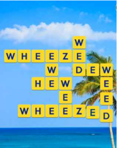 Wordscapes Clear 1 Level 2673 answers