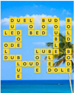 Wordscapes Clear 14 Level 2686 answers