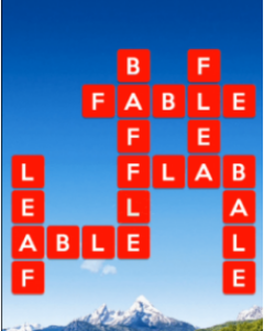 Wordscapes Climb 5 Level 1045 answers