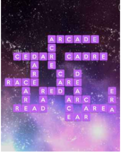 Wordscapes Cosmo 11 Level 1371 answers