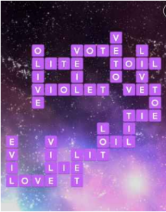 Wordscapes Cosmo 15 Level 1375 answers