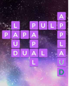 Wordscapes Cosmo 3 Level 1363 answers