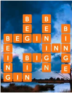 Wordscapes Cover 11 Level 2235 answers