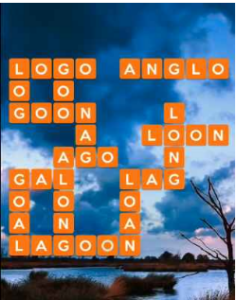 Wordscapes Cover 13 Level 2237 answers