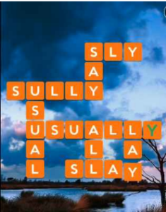 Wordscapes Cover 5 Level 2229 answers