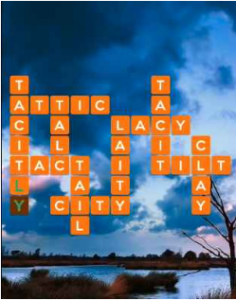 Wordscapes Cover 8 Level 2232 answers