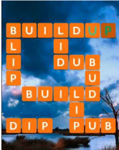 Wordscapes Cover 9 Level 2233 answers