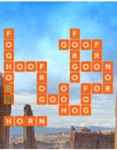 Wordscapes Crag 08 Level 4488 Answers