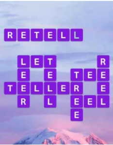 Wordscapes Crest 11 Level 2795 answers