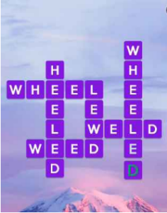 Wordscapes Crest 14 Level 2798 answers