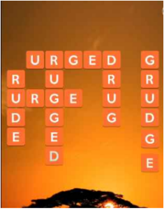 Wordscapes Dawn 15 Level 2367 answers