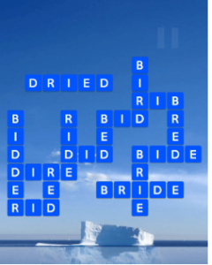 Wordscapes Depth 10 Level 874 answers