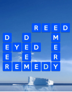 Wordscapes Depth 13 Level 877 answers