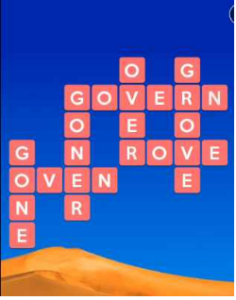 Wordscapes Dry 7 Level 2391 answers