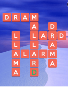 Wordscapes Dune 4 Level 772 answers