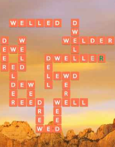 Wordscapes Dust 8 Level 4776 Answers