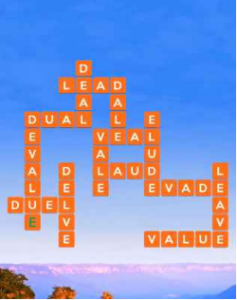 Wordscapes Erode 12 Level 1548 answers
