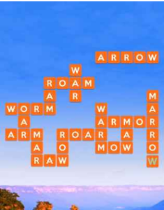 Wordscapes Erode 13 Level 1549 answers