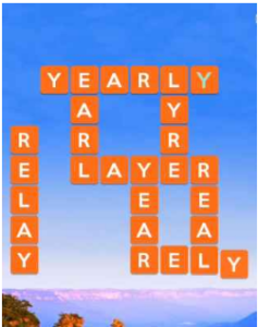 Wordscapes Erode 5 Level 1541 answers