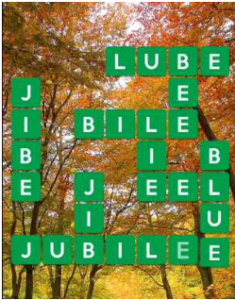 Wordscapes Fall 1 Level 2273 answers