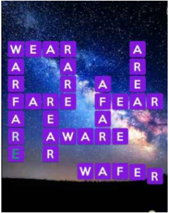Wordscapes Fall 14 Level 2174 answers