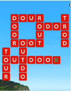 Wordscapes Fall 6 Level 1078 answers