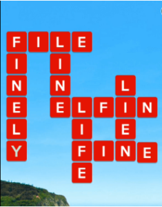 Wordscapes Fall 7 Level 1079 answers