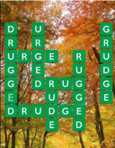 Wordscapes Fall 8 Level 2280 answers