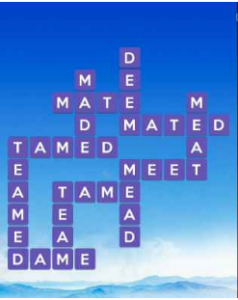 Wordscapes Far 3 Level 3155 answers