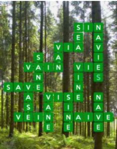 Wordscapes Fern 02 Level 4690 Answers