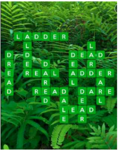 Wordscapes Fern 8 Level 3848 answers