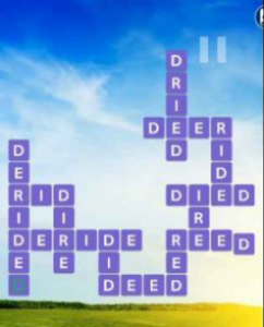 Wordscapes Field 10 Level 3130 answers