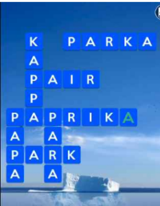 Wordscapes Float 2 Level 2466 answers