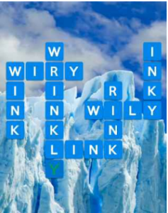 Wordscapes Freeze 14 Level 2830 answers