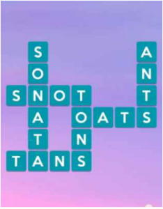 Wordscapes Gift 9 Level 3753 answers