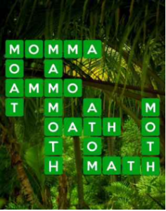 Wordscapes Green 1 Level 705 answers