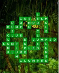 Wordscapes Green 12 Level 716 answers
