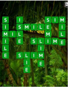Wordscapes Green 13 Level 717 answers