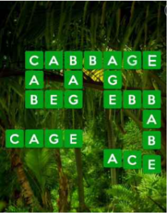 Wordscapes Green 15 Level 719 answers
