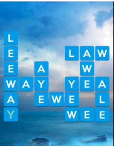 Wordscapes Gust 13 Level 4029 answers