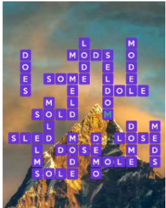 Wordscapes Height 10 Level 2762 answers
