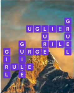 Wordscapes Height 11 Level 2763 answers