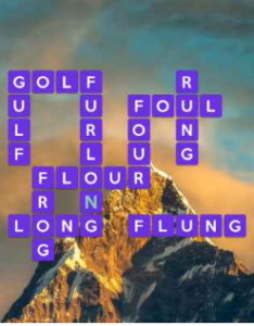 Wordscapes Height 6 Level 2758 answers